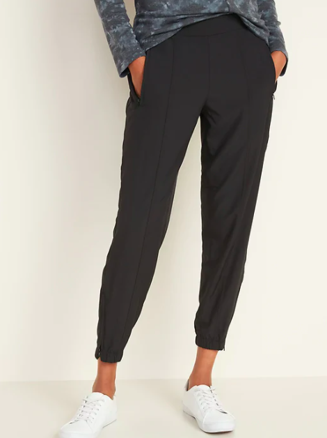 Mid-Rise StretchTech Joggers for Women