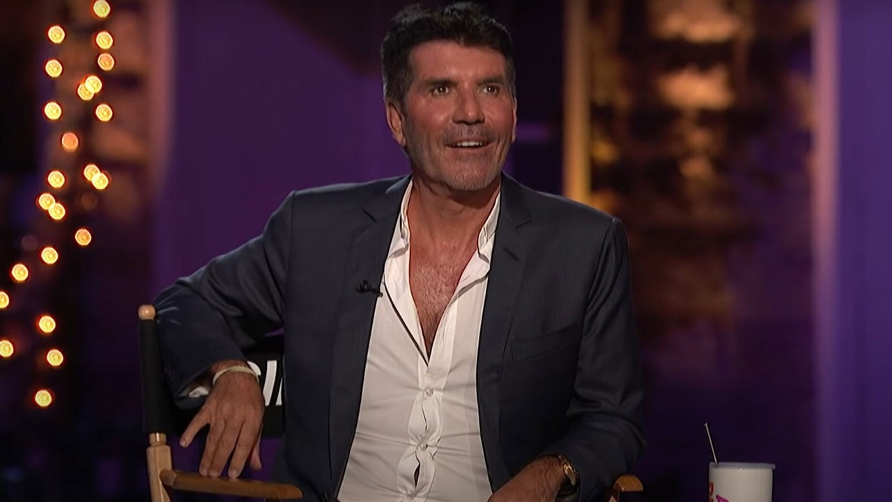 Simon Cowell Talks Riding Around On Motorbikes On America S Got Talent Set One Day Before Accident Entertainment Tonight