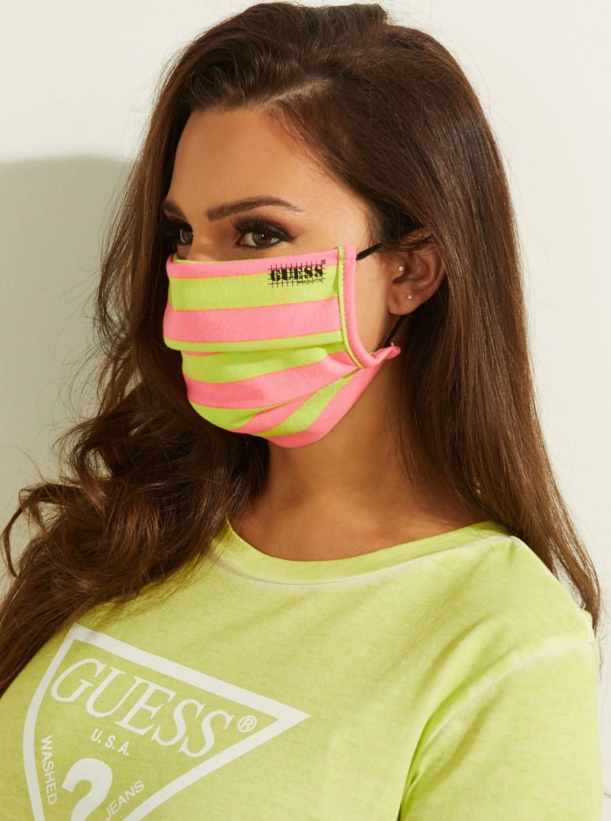 Guess Cotton Face Mask