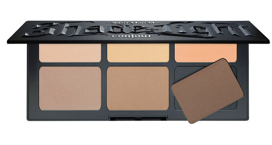 KVD Beauty Shade + Light Refillable Face Contour Palette