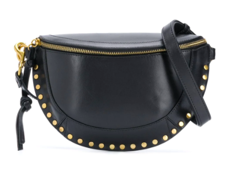 Isabel Marant Skano Studded Belt Bag