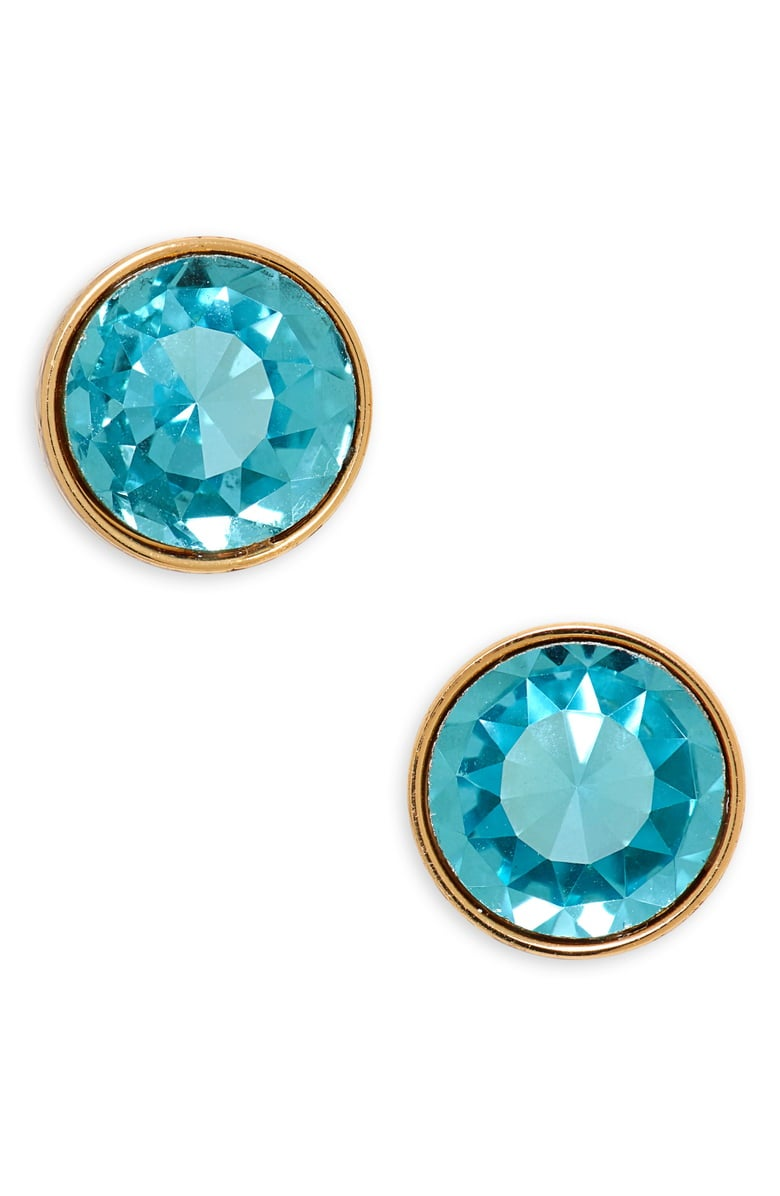 Kate Spade Mini Crystal Stud Earrings