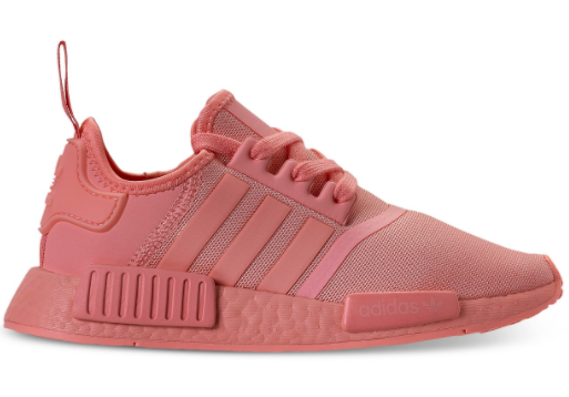 Adidas Big Girls NMD R1 Casual Sneakers