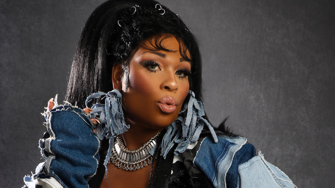 Peppermint on Black Trans Lives Matter, 'Drag Race All Stars' and New Album    Entertainment Tonight