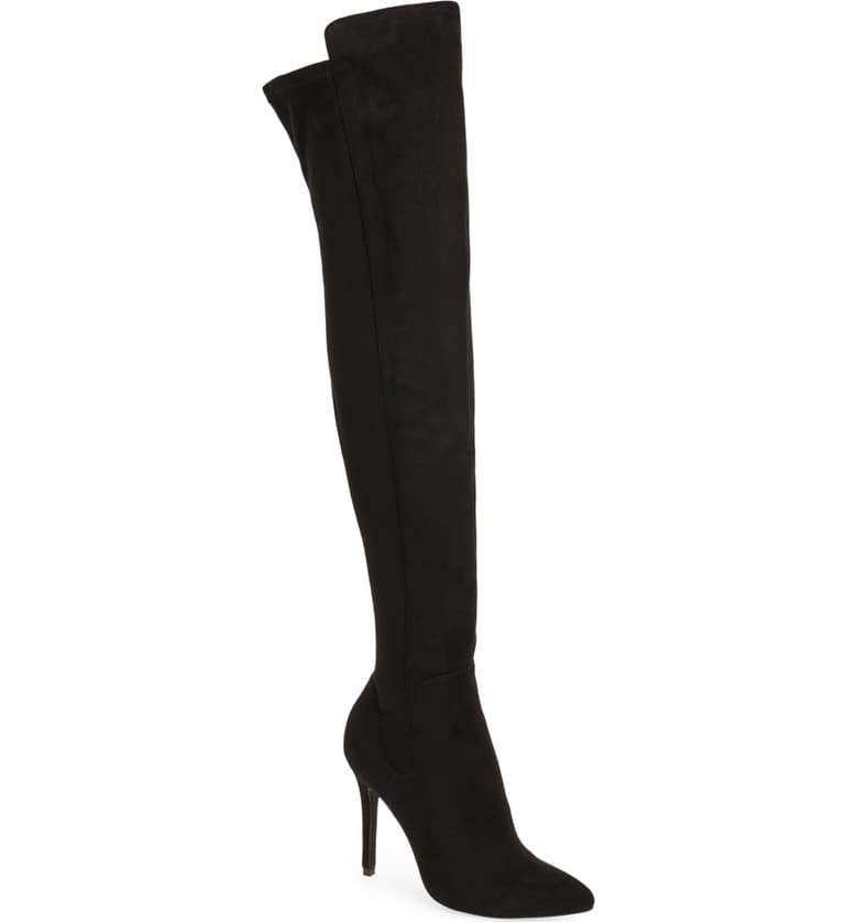 Charles by Charles David Penalty Over the Knee Boot