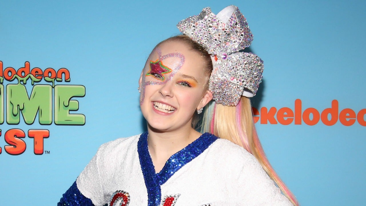 Jojo Siwa Is Nearly Unrecognizable After She Gets A Makeover From James Charles See Her Look Entertainment Tonight