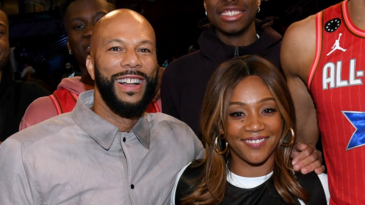 Common Praises Queen Tiffany Haddish While Talking About Their Relationship Entertainment Tonight