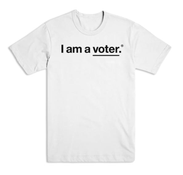 'I am a voter.' T-Shirt