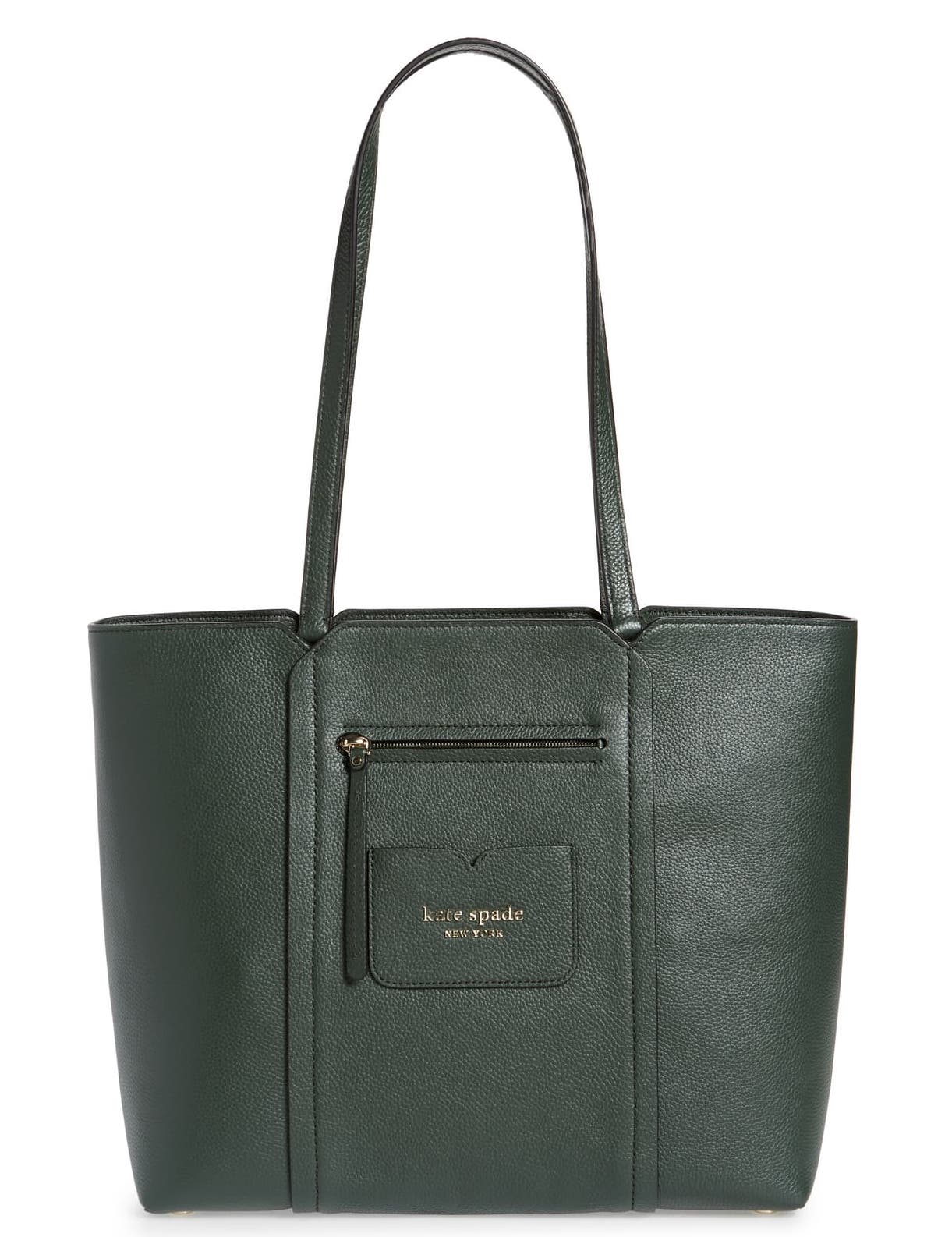 Large Florence Leather Tote