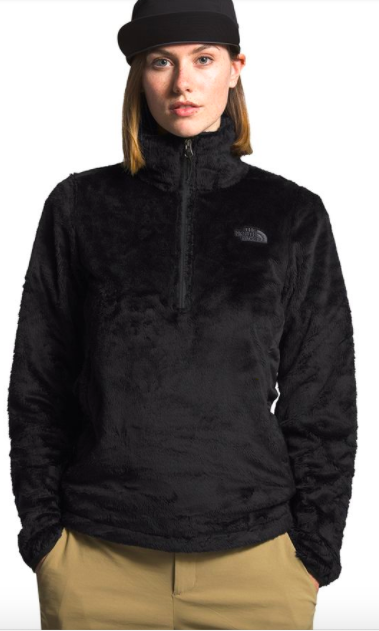 The North Face Osito Hybrid 1/4-Zip Top