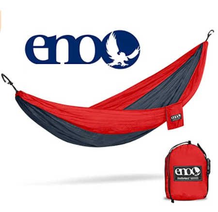 ENO Eagles Nest Outfitters DoubleNest Lightweight Camping Hammock