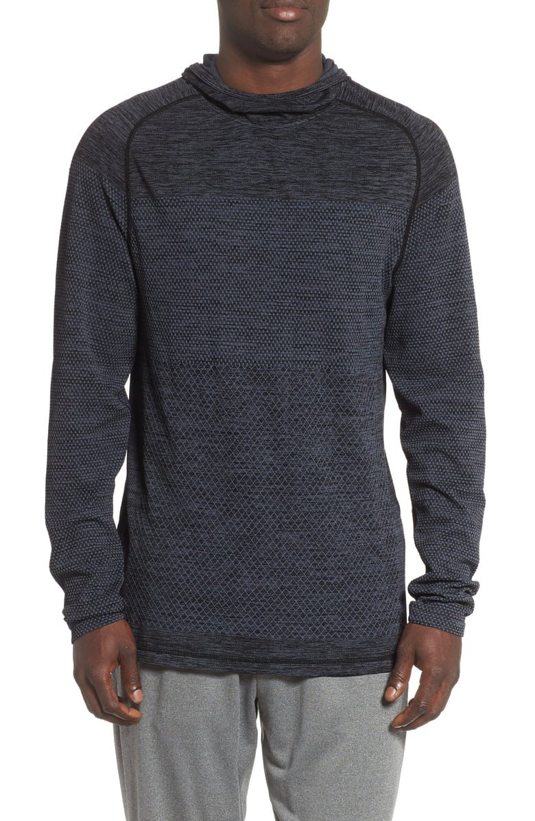Zella Seamless Performance Pullover Hoodie