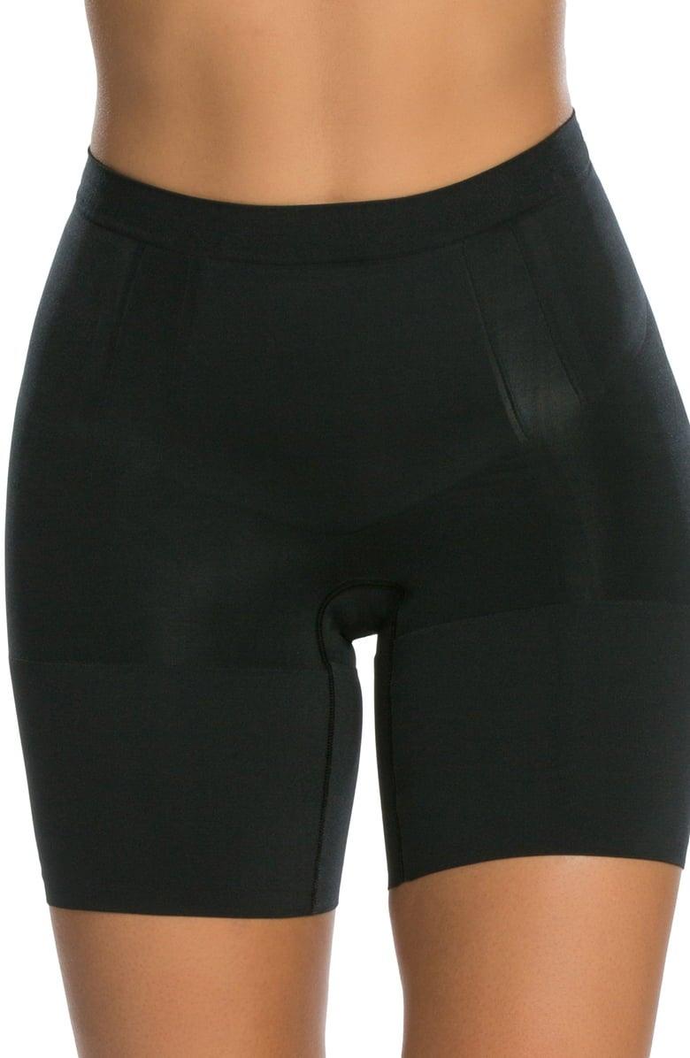Spanx OnCore Mid Thigh Shaper Shorts