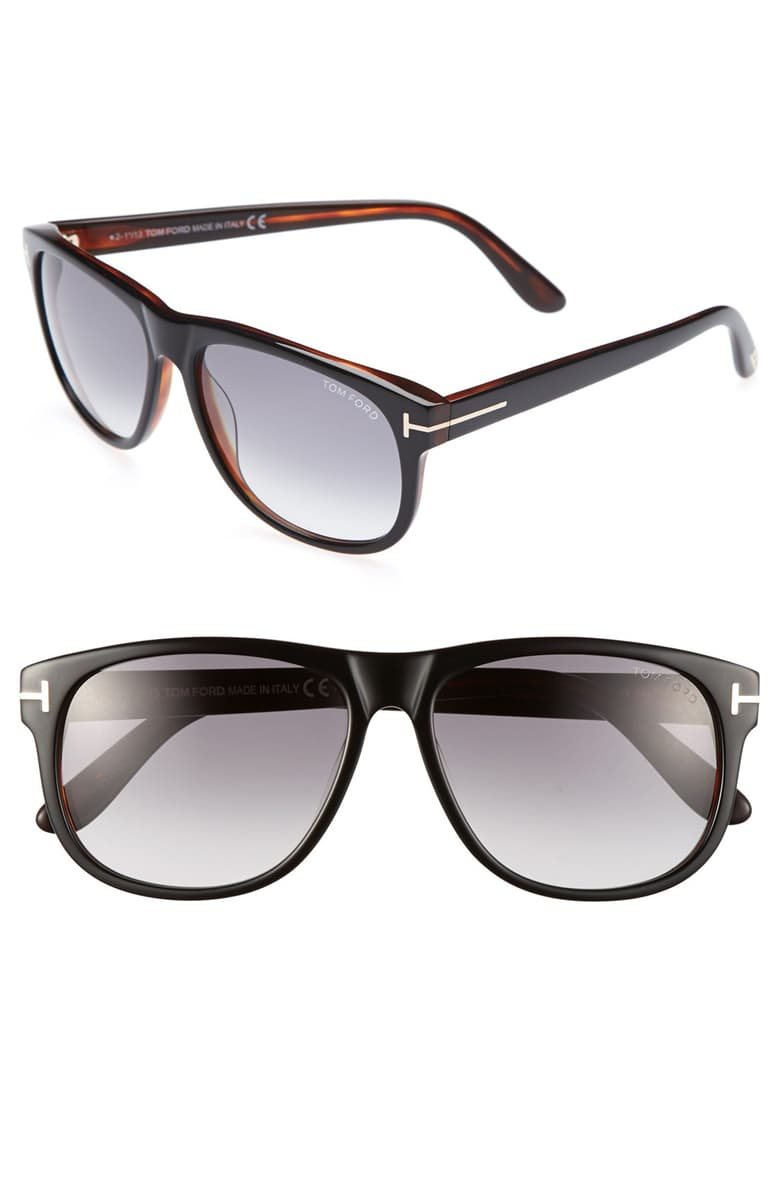 Tom Ford 'Olivier' 58mm Sunglasses