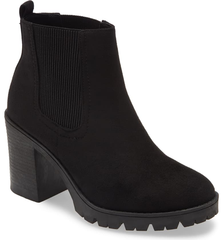 Topshop Byron Chelsea Boot