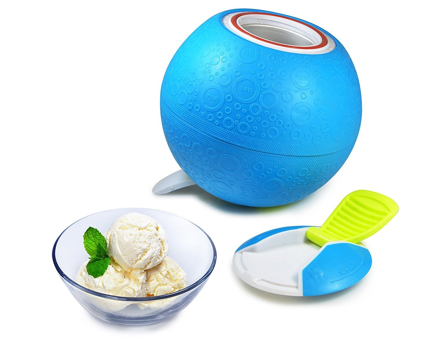 Play and Freeze, Ice Cream Ball- Ice Cream Maker