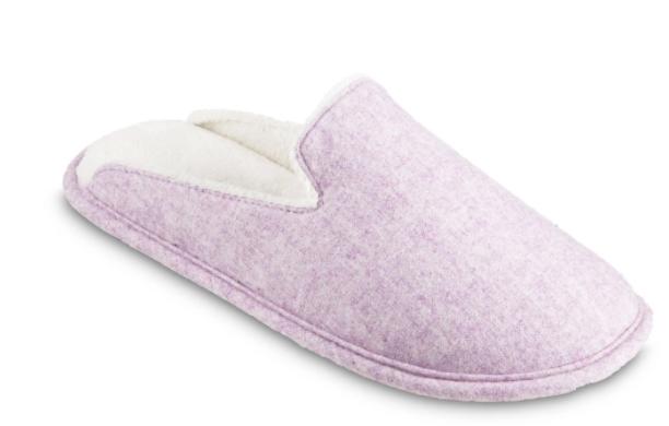 Isotoner Summer Woolen Randi Clog Slipper