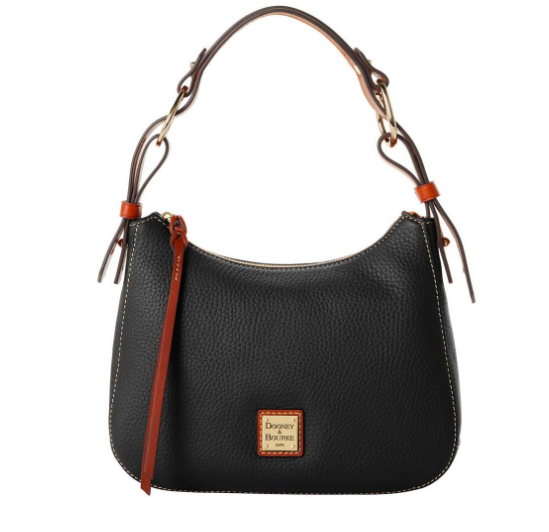 Dooney and Bourke Becket Small Riley Hobo