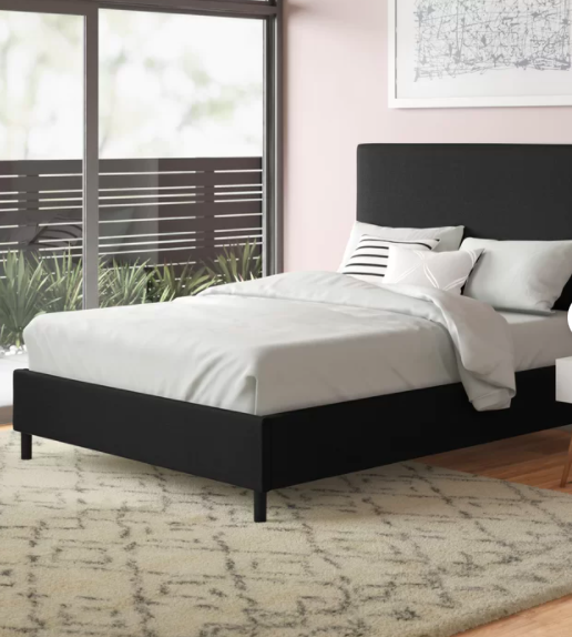 Prado Upholstered Platform Bed