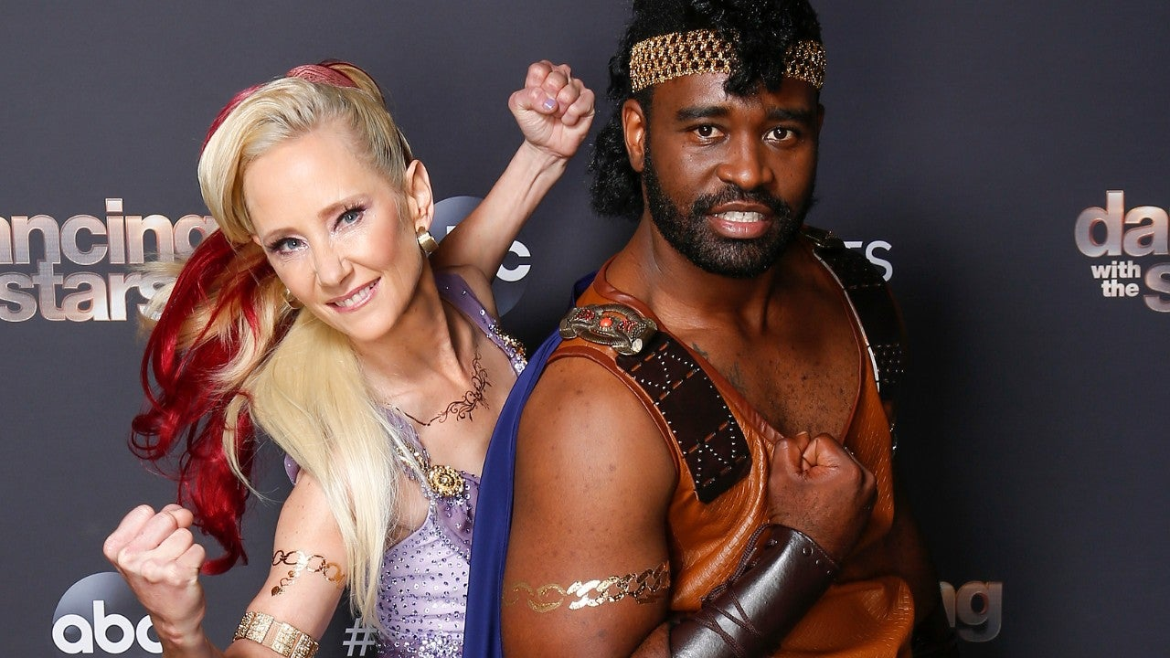 Dancing With the Stars': Anne Heche Reacts to Being in the Bottom 2  (Exclusive)