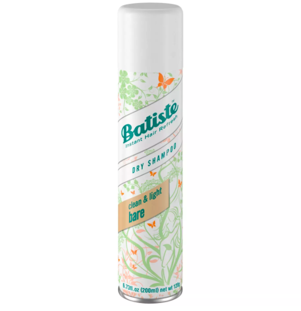 Batiste Clean & Light Bare Dry Shampoo