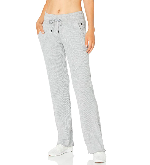 Calvin Klein Premium Performance Thermal Wide Leg Pant