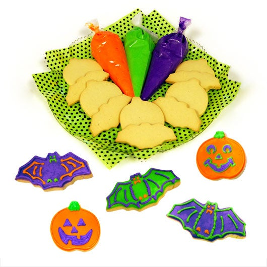 Cookies by Design Halloween Decorating Kit