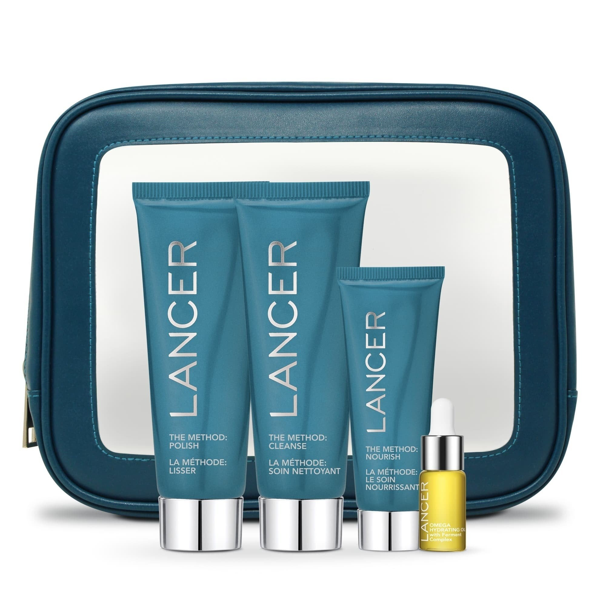Lancer Skincare The Method Intro Kit Normal-Combination Skin