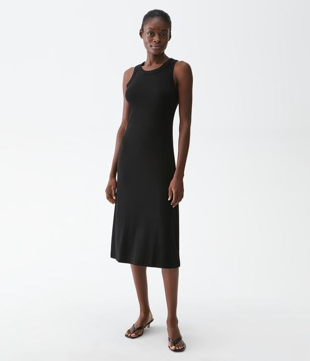 Michael Stars Lizzy Midi Dress