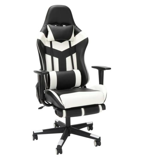 OFM Essentials Collection High Back PU Leather Gaming Chair