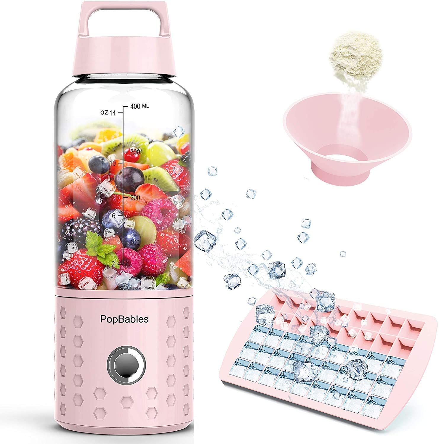 PopBabies Portable Personal Blender