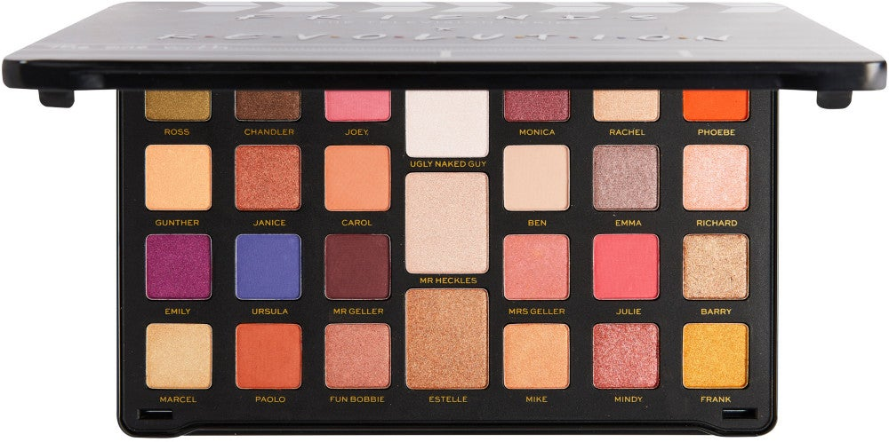 Revolution x Friends Limitless Palette