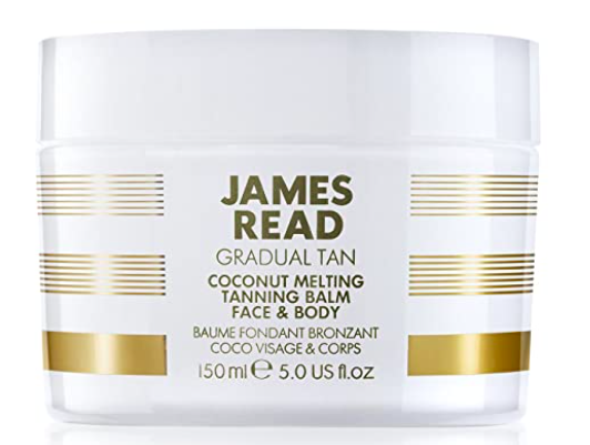 James Read Coconut Melting Tanning Balm Face and Body