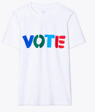 Tory Burch Vote T-Shirt