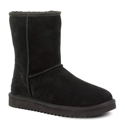 UGG Classic Short Genuine Shearling & Faux Fur Lined Boot