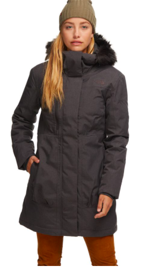 The North Face Downtown Parka
