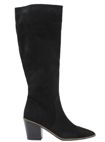 Cole Haan Willa Suede Pull On Boots