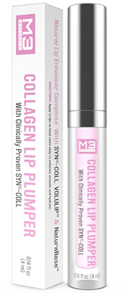 M3 Naturals Collagen Lip Plumper