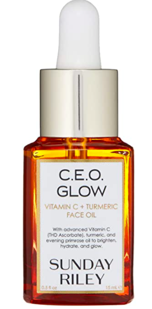 Sunday Riley C.E.O. Glow Vitamin C and Turmeric Face Oil