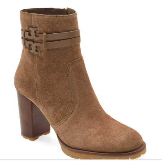 Tory Burch Leigh Lug Sole Bootie