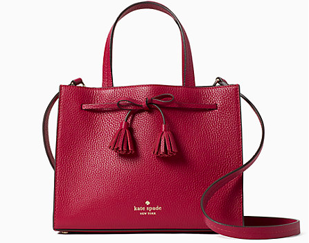 Kate Spade Hayes Small Satchel