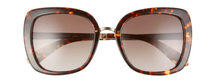 Kate Spade New York Kimora 54mm Gradient Sunglasses