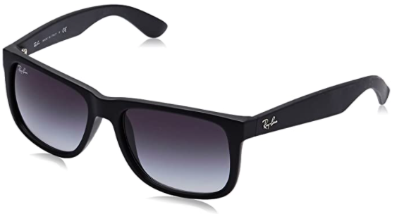 Ray-Ban Justin Rectangular Sunglasses