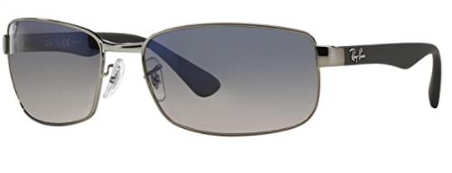 Ray-Ban Rb3478 Rectangular Sunglasses