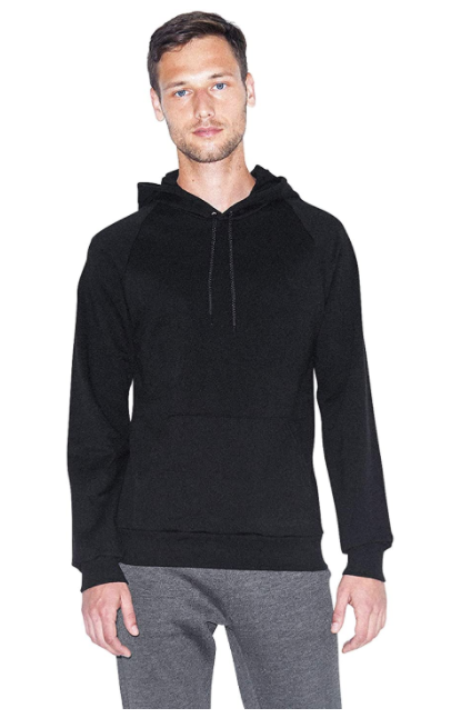 Men's California Fleece Long Sleeve Pullover Hoodie