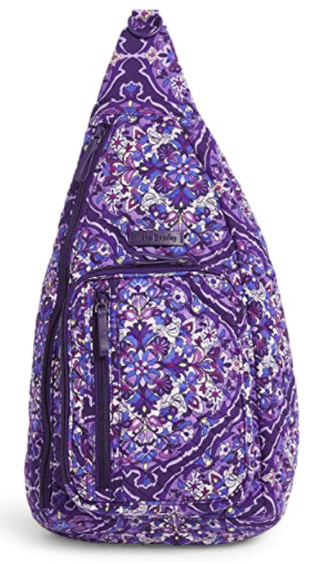 Vera Bradley Women's Signature Cotton Sling