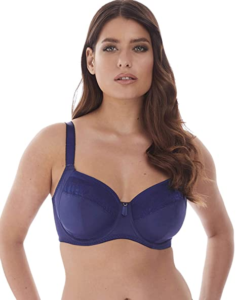 Fantasie Women's Illusion Underwire Side Support Full Coverage Bra