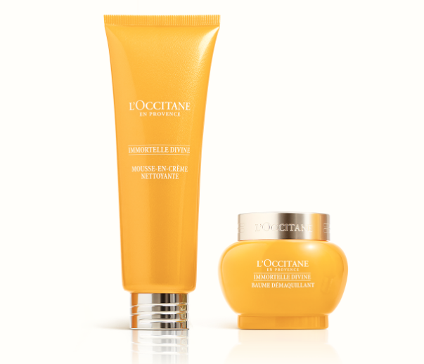 L'occitane en Provence Anti-Aging Cleansing Duo