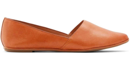 Aldo Blanchette Slip-On Flat Loafer