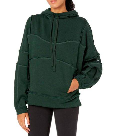 Alo Yoga Dimension Hoodie Jacket